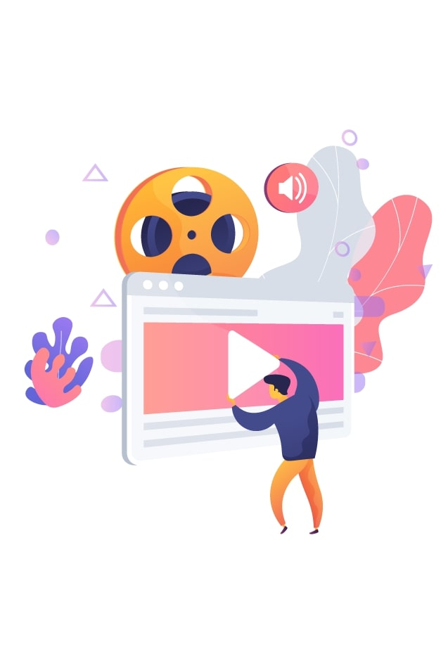 Animated video services