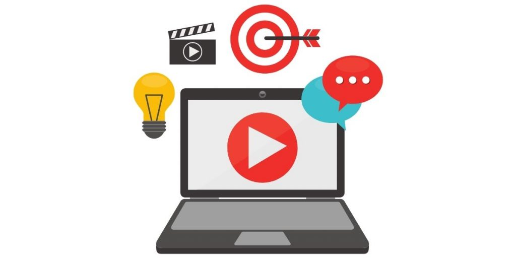 Video marketing for course