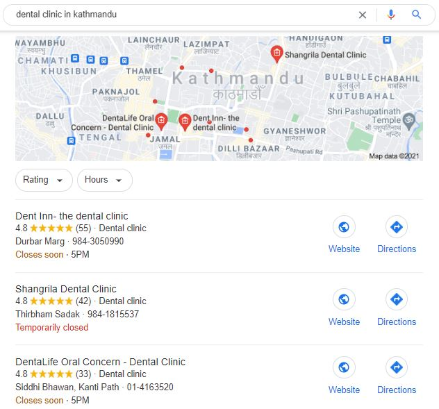 promote local business on google my business